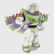 Buzz Lightyear Talking Action Figure   4