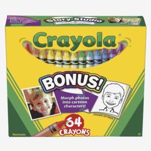 Crayola 64 Ct Crayons 1